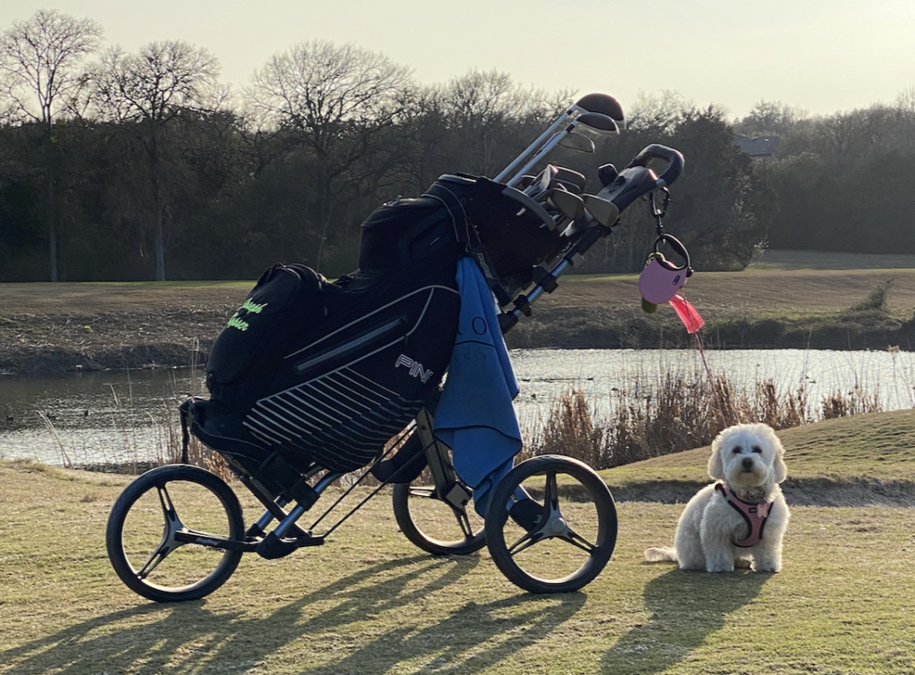 Go Slow to Go Fast Flossie at Golf Productivity