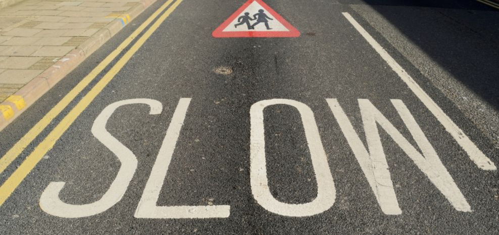 Slow down to be more productive Kopser